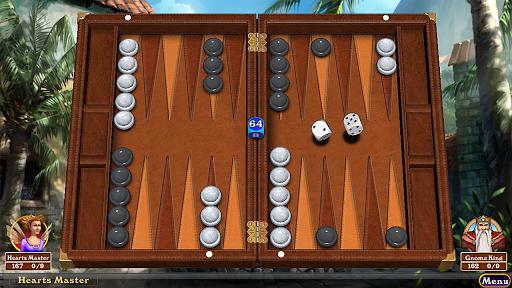 Hardwood Backgammon - screenshot