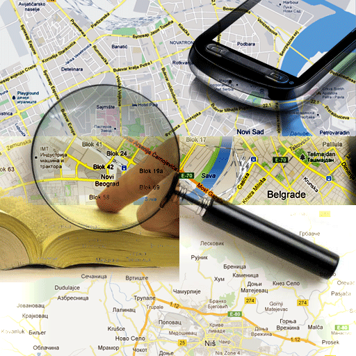 Android aplikacija Novi Beograd - City Info