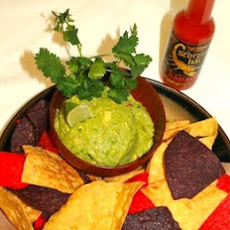 Scorpion Bar's Spicy Guacamole Recipe