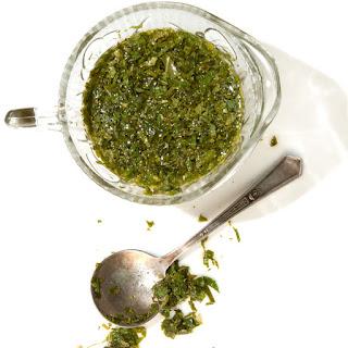 Quick Mint Sauce Recipes
