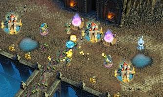 Screenshot of Towers N' Trolls