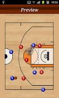 Screenshot of Basketball Coach