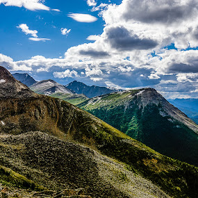 Serenity by Roni Franklin - Landscapes Mountains & Hills ( #landscapes, #alberta. #mountains, #jasper,  )