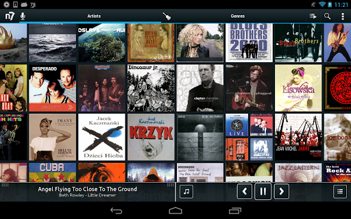 n7player-music-player for android screenshot
