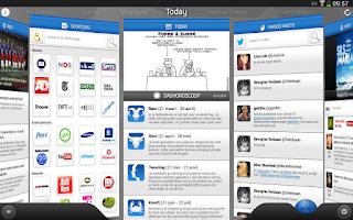 Screenshot of Samsung GO