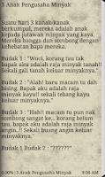 Screenshot of Cerita Lawak & Lucu Versi I