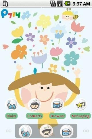 P714 Spring [SQTheme] for ADW