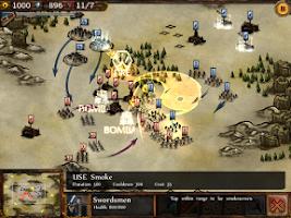 Screenshot of Autumn Dynasty - RTS