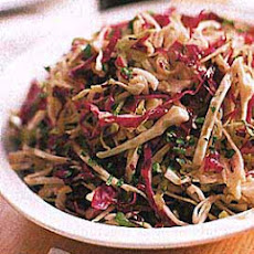 Cabbage Salad with Mustard Vinaigrette