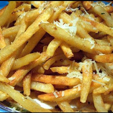 Garlicky French Fries