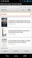 Screenshot of Books & Inventory Free