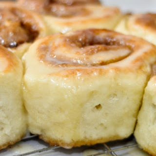 Buttermilk Cinnamon Rolls