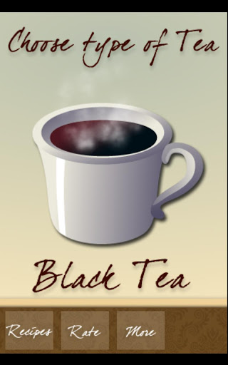 Tea Reciper