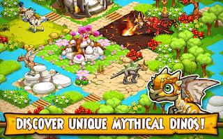 Screenshot of Dino Pets