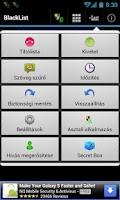 Screenshot of Feketelistára (Blacklist)