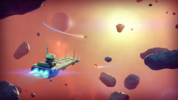 Hello Games now back in action after being hit by flooding
