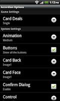 Screenshot of Accordion