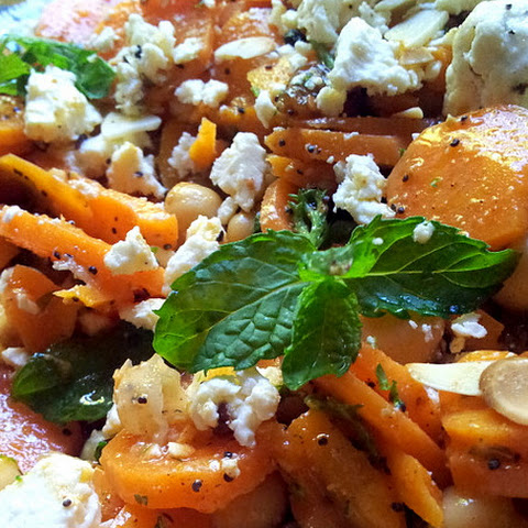 ... parsnip salad north african spiced carrot and parsnip salad recipes