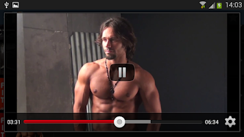 Screenshot of Male Physiques Training (FREE)