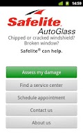 Screenshot of Safelite AutoGlass®
