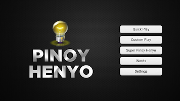 Screenshot of Pinoy Henyo