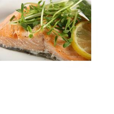 Citrus Steelhead Trout with Watercress Salad