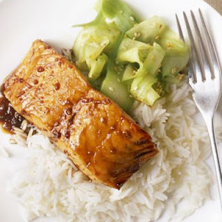 Teriyaki Salmon Salad Recipes