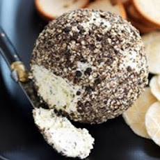 Mediterranean Cheese Ball