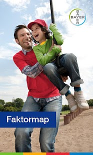 Faktormap - screenshot