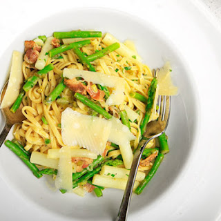 Bacon And Asparagus Pasta Recipes