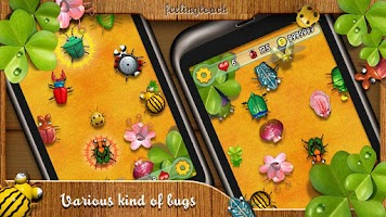 Screenshot of Bugs War