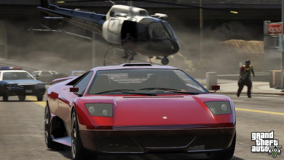 gta supercars
