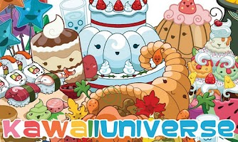 Screenshot of Kawaii Universe