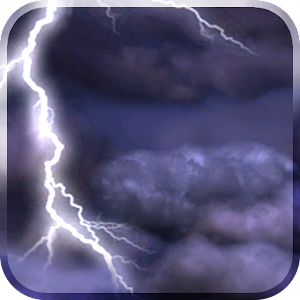 Thunderstorm Free Wallpaper