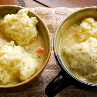 Easy Flour Dumplings For Chicken And Dumplings Recipes