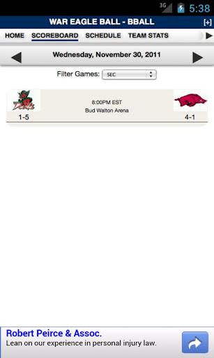 【免費運動App】Auburn Football & Basketball-APP點子