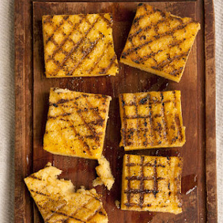 Grilled Polenta Grill Recipes