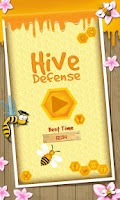 Screenshot of Hive Defense - Bug Smasher
