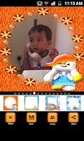 Screenshot of Kid & Baby Photo Insta Frames