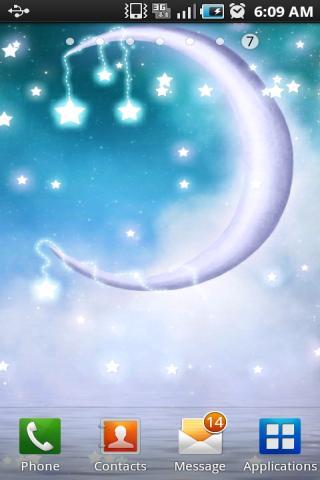 星光闪烁梦幻动态壁纸 IX