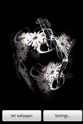 三維小提琴