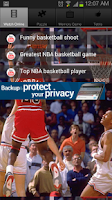 Screenshot of Real Basketball Shoot Game