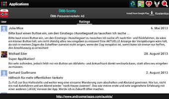 Screenshot of Austria Android