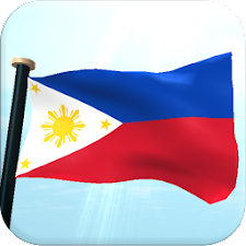 Philippines Flag 3D Free