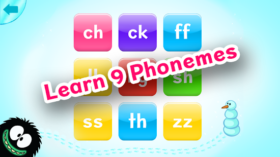 Hairy Phonics-1 - screenshot