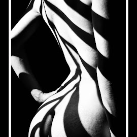Shadows 3 by Marc Steiner - Nudes & Boudoir Artistic Nude