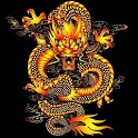 3D lucky dragon9 icon