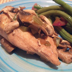 Ww Chicken & Mushrooms (5 Points)