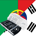 Korean Portuguese Dictionary icon