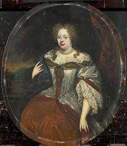 RIJKS: H. de Valck: painting 1717